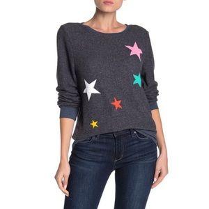 Wildfox Star Cozy Sweater